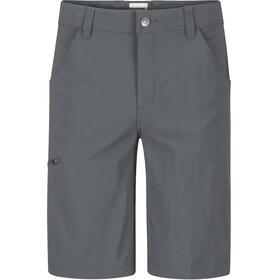 Marmot Arch Rock Spodnie krótkie Mężczyźni szary